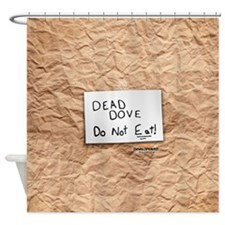 Arrested Development Dead Dove Shower Curtain