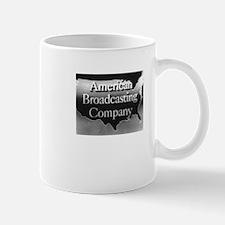 ABC RADIO NETWORK. AMERICAN BROADCASTING CO Mugs