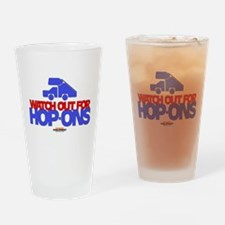 Arrested Development Hop-Ons Drinking Glass