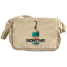 Arrested Development I'm a Monster Messenger Bag