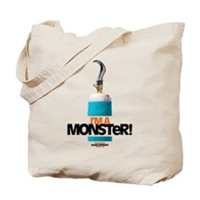 Arrested Development I'm a Monster Tote Bag
