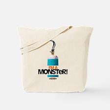 Arrested Development I'm a Monster Tote Bag