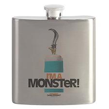 Arrested Development I'm a Monster Flask