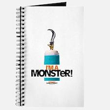 Arrested Development I'm a Monster Journal