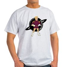 Zapp Brannigan No Name T-Shirt
