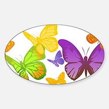 Butterflies Decal