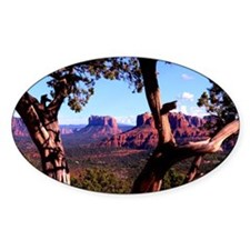Redrock Vista Decal