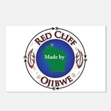 Red Cliff Ojibwe Postcards (Package of 8)
