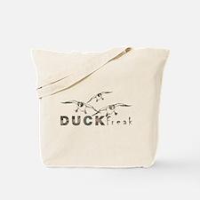 DUCK FREAK Tote Bag