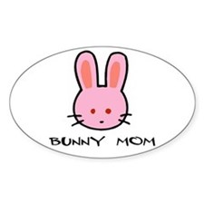 Unique Bunny lover Decal