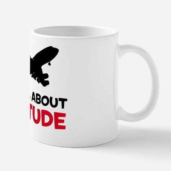 Attitude B Mug