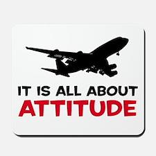Attitude B Mousepad