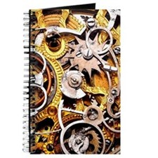 Steampunk Gears Journal