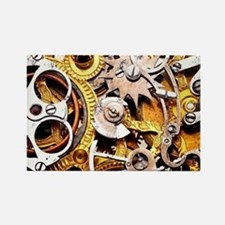 Steampunk Gears Magnets