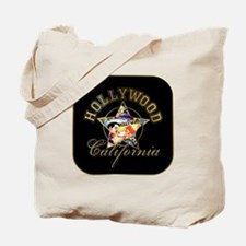 Hollywood CA Walk Of Fame Tote Bag