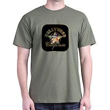 Hollywood CA Walk Of Fame T-Shirt