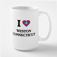 I love Weston Connecticut Mugs