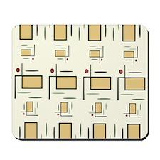 Retro Flip Mousepad