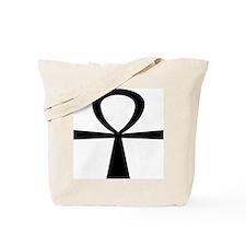 Large Ankh Women Tote Bag
