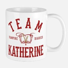 Team Kathering Vampire Diaries Mugs