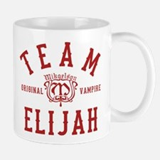 Team Elijah Vampire Diaries Originals Mugs