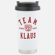 Team Klaus Vampire Diaries Originals Travel Mug