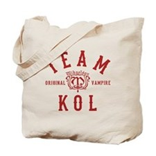 Team Kol Vampire Diaries Originals Tote Bag