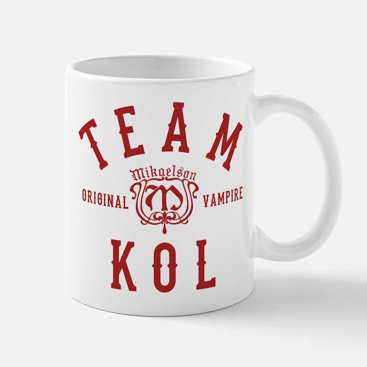 Team Kol Vampire Diaries Originals Mugs