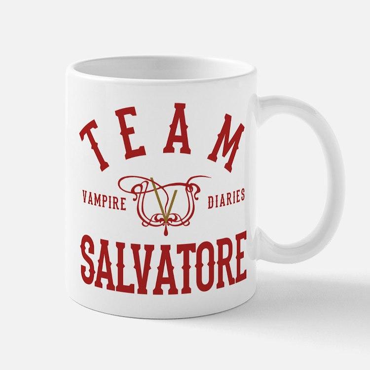 Team Salvatore Mug