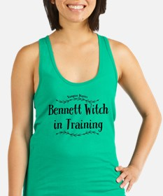 Bennet Witch In Training TVD Racerback Tank Top