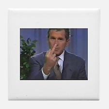 Bush Finger Tile Coaster