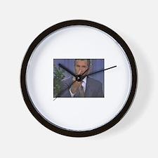 Bush Finger Wall Clock