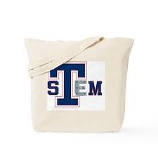 STEM logo Tote Bag