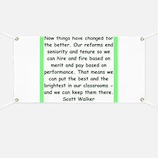 scott walker quote Banner