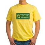 Bichon Yellow T-Shirt