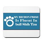 Bichon Mousepad