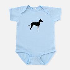 Manchester Terrier Infant Bodysuit