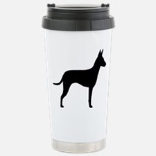 Manchester Terrier Travel Mug