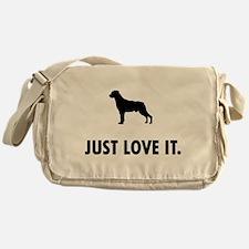 Rottweiler Messenger Bag