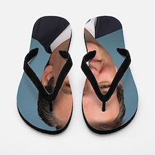 Cute Republican party Flip Flops