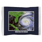 hurricane.png Pillow Sham