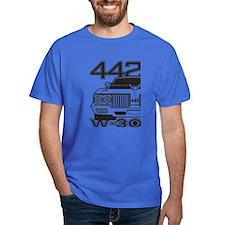 Oldsmobile 442 W-30 T-Shirt
