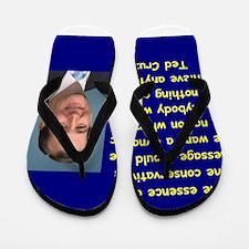 Funny Republican party Flip Flops