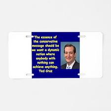 Republican 2016 Aluminum License Plate