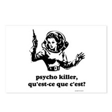 Psycho Killer? Postcards (Package of 8)