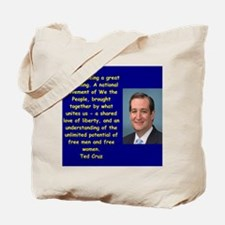 Funny Nominee Tote Bag
