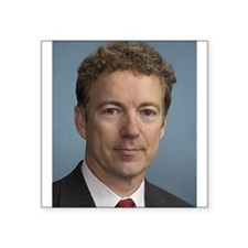 Rand Paul portrait Sticker