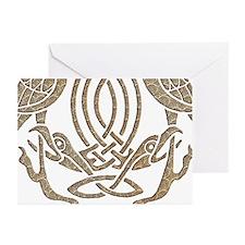 Celtic Heron Greeting Cards (Pk of 10)