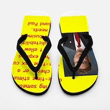 rand paul quotes Flip Flops