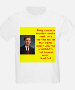 rand paul quotes T-Shirt